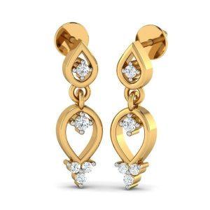 JMT Gold - Earrings JMTDE1064