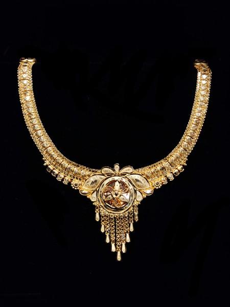 Bombay Fancy Necklace #12