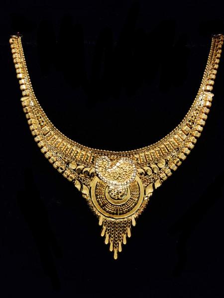 Bombay Fancy Necklace #10