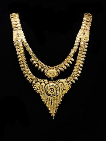 Bombay Fancy Necklace #9