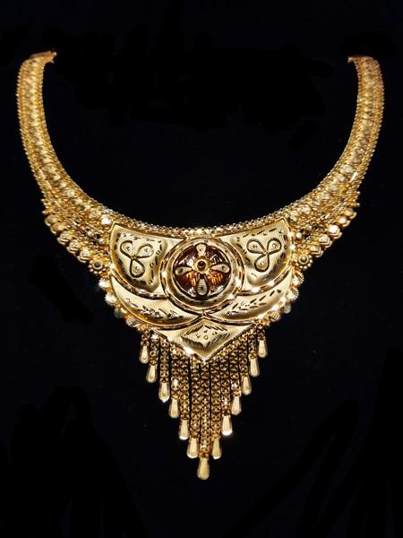 Bombay Fancy Necklace #8