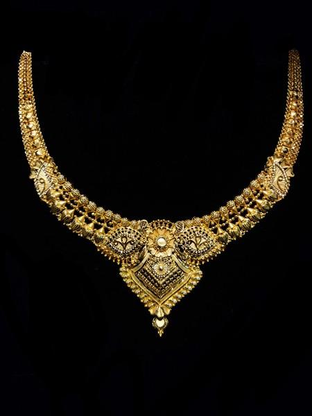 Bombay Fancy Necklace #6
