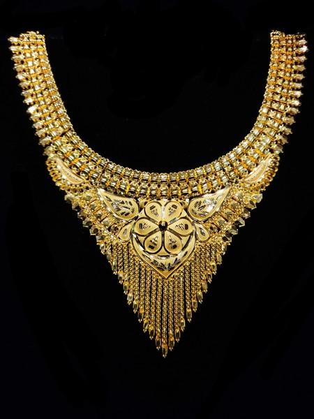 Bombay Fancy Necklace #5