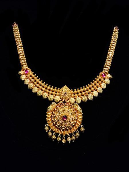 Temple Antique Necklace #1
