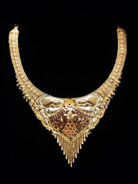 Bombay Fancy Necklace #3