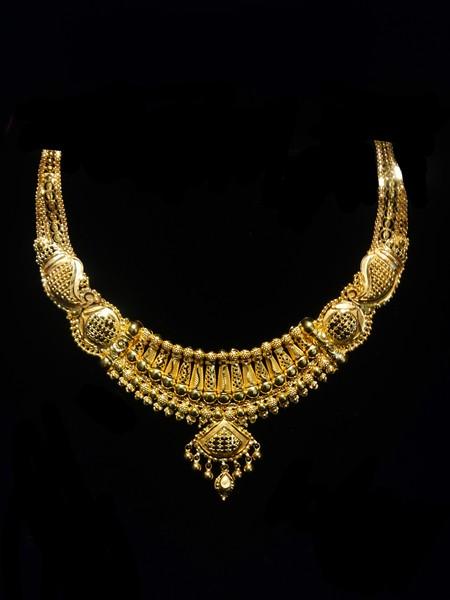 Bombay Fancy Necklace #1