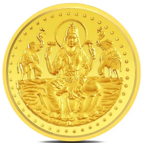1gm gold coin 916