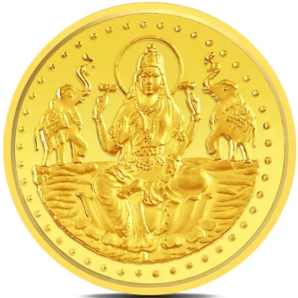 8gm gold coin 916