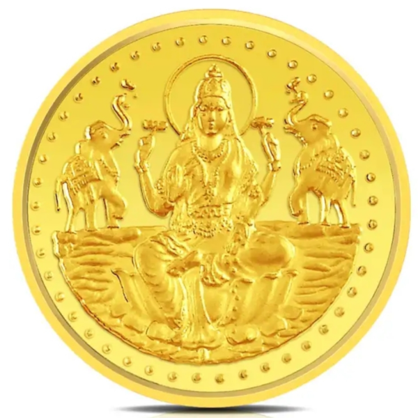 2gms gold coin 916