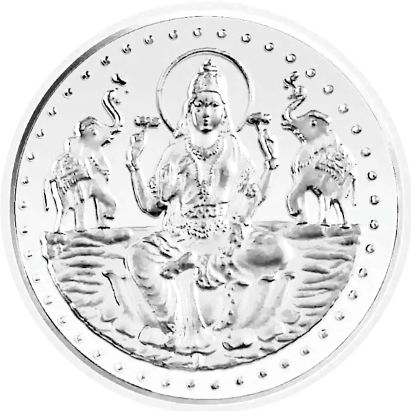 10gm silver coin