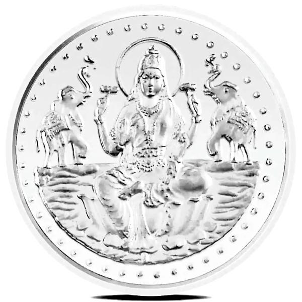 5gm silver coin